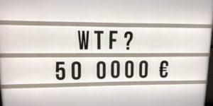 Was tun mit 50000 Euro?